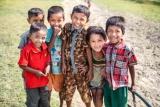 ギャラリー:三井昌志「たくましく明るいミャンマーの女性と子どもたち」写真6点