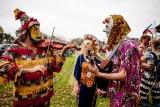ギャラリー:独創的な仮装で走る祭り「クリル・ド・マルディグラ」 写真10点