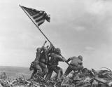 ギャラリー:米兵もむせび泣いた硫黄島の激戦、75年前の傷癒えぬ元兵士は語る 写真7点