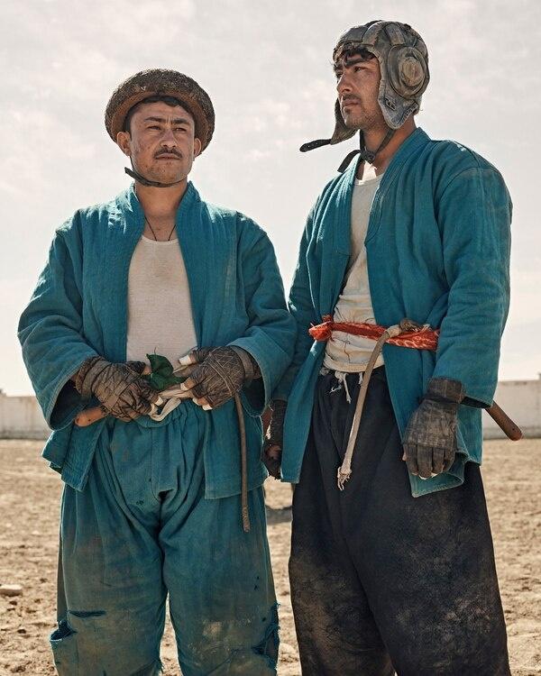 ギャラリー:アフガニスタンの国技「ブズカシ」 写真17点ナショナルジオグラフィック日本版サイト