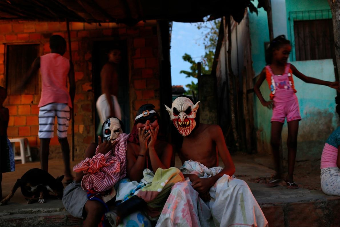 ギャラリー:ブラジルの奴隷の歴史を伝えるアフリカンな音楽、ダンス、宗教 写真10点ナショナルジオグラフィック日本版サイト