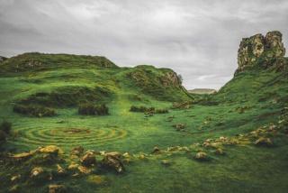 ギャラリー:伝説の女戦士スカアハの聖地、英国スカイ島に行ってみた 写真5点