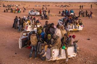 ギャラリー:ニジェール、出稼ぎ2本道 砂漠を命がけで進む人々 写真15点