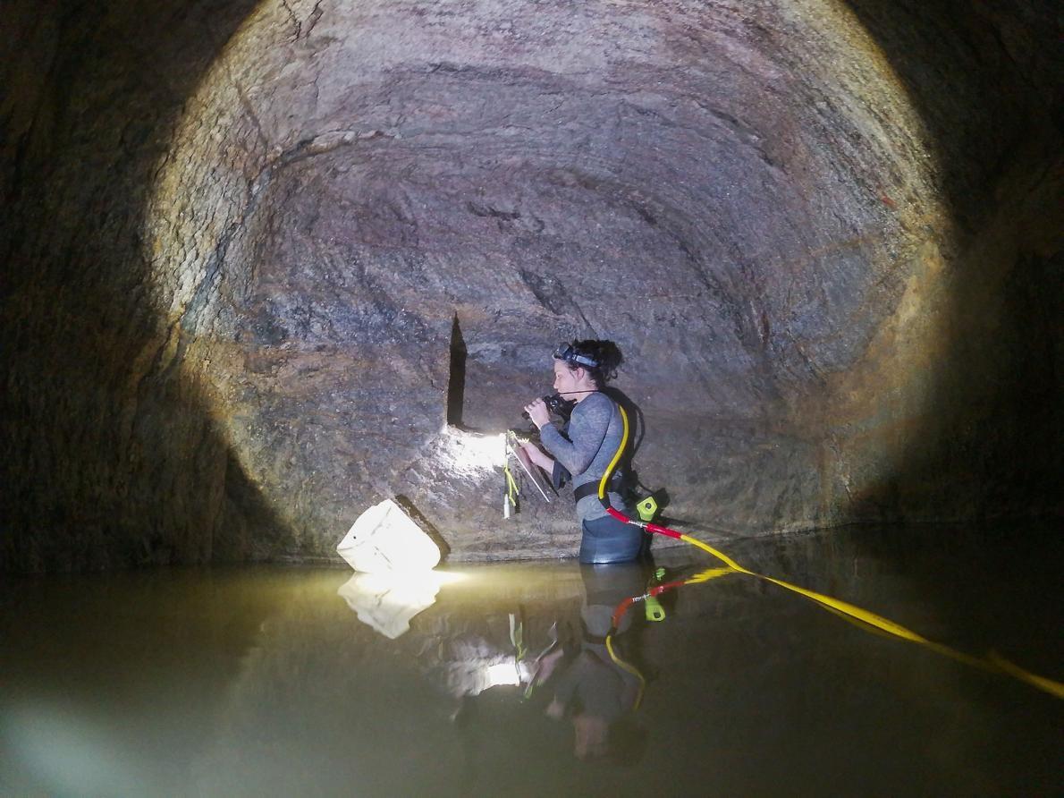 ギャラリー:古代クシュ王国、ピラミッドの下に水没した王墓を発掘 写真12点ナショナルジオグラフィック日本版サイト