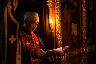ギャラリー:ギリシャの聖山アトスに通い、大学教授から司祭になった父 写真14点