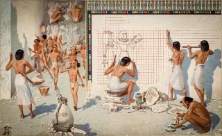 ギャラリー:古代エジプト絵画はこうして描かれた、作品と変遷 15点