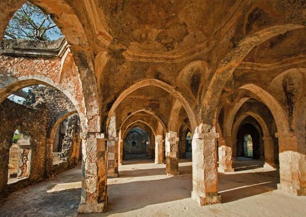ギャラリー:世界遺産キルワ遺跡、インド洋金交易で開花 写真6点