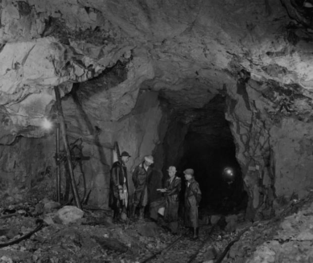 戦争を乗り越えた 関門トンネルの工事