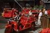 三輪消防車と「赤とんぼ」