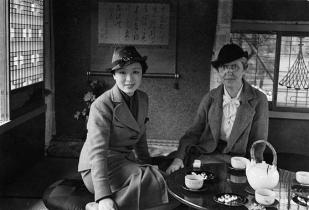 米国人女性が見た昭和初期の女性たち