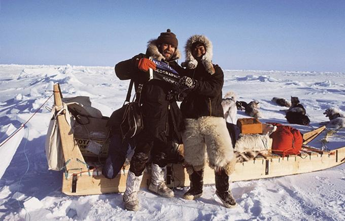 植村直己 北極点へ、ともに