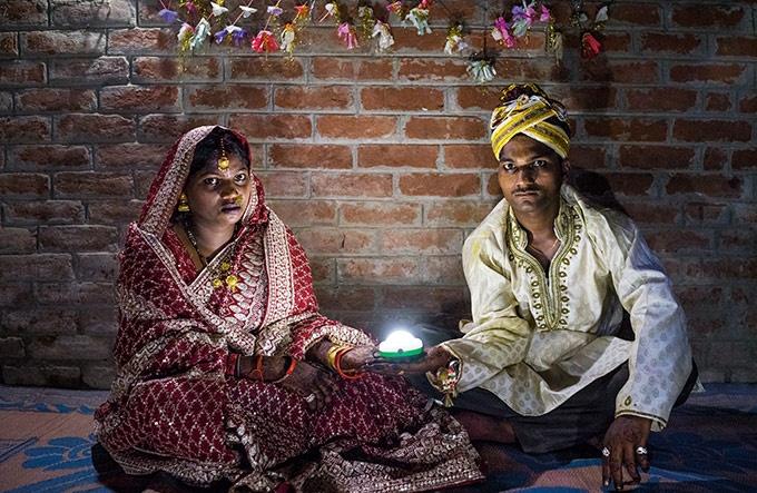 太陽光発電で村の暮らしに電気を!