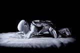 子ども型ロボットの目に映る未来は?