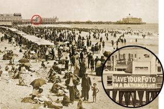 100年前の海の楽しみ方