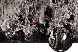 美しい洞窟での痛い裏話
