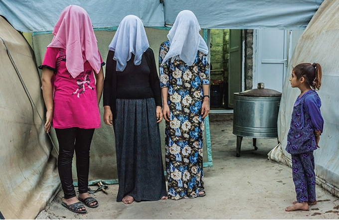 イラクのクルド人 踏みにじられる未来