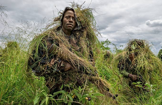 自然と人間 戦火の国立公園 ビルンガの闘い