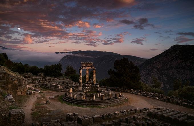 古代ギリシャ 満天の神々