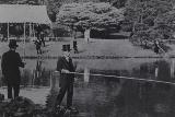 シルクハットの釣り人たち