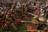 ポーランドのボリン島の祭りでは、バイキング時代の戦士にふんした人々が当時の戦闘を再現する。当初、小規模だったバイキングの襲撃部隊はやがて軍隊ほどの規模になり、ヨーロッパの広い範囲を征服した。