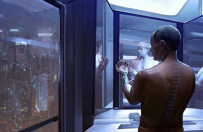テクノロジーで加速する人類の進化