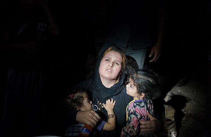 イラク ISの爪痕と生きる