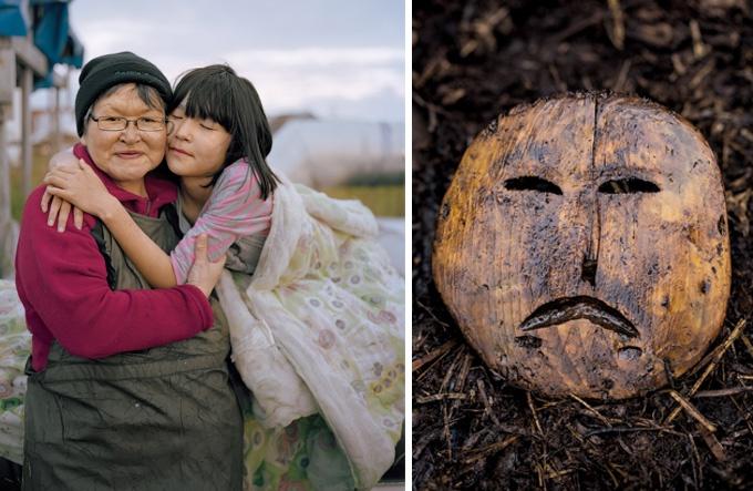 アラスカ先住民 解け出した氷の下の歴史