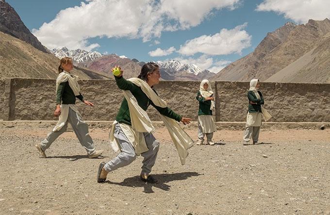 パキスタン 辺境の地で