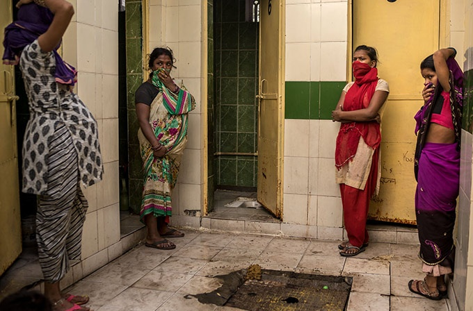 きれいなトイレが世界を変える