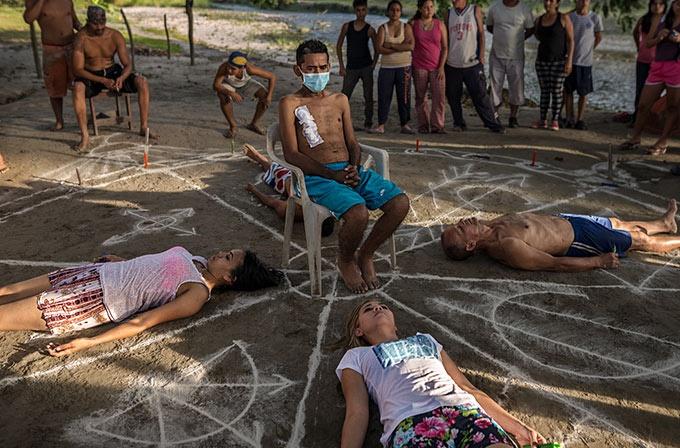 ベネズエラの心霊医療