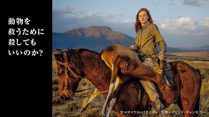 娯楽のための狩猟は、野生動物を保護するための財源になっている。だが、希少な動物を殺すのは本末転倒だと非難する声も大きい。