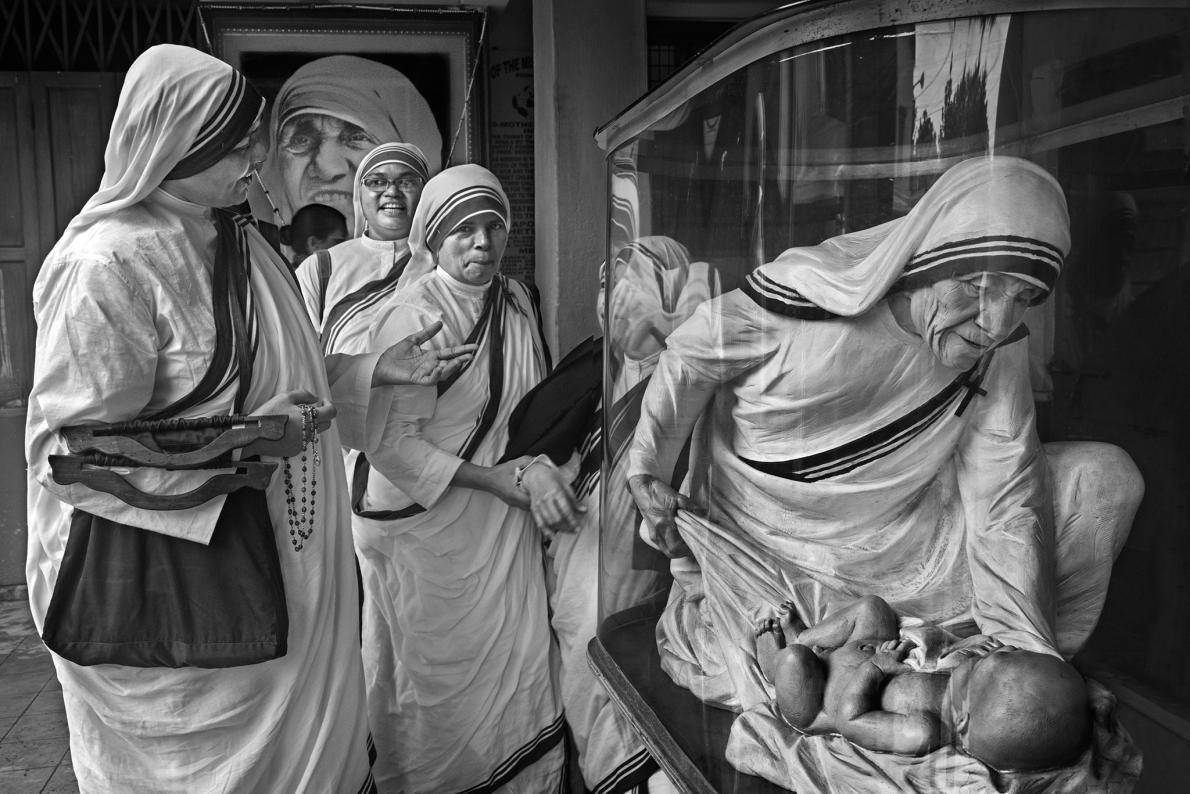 マザー・テレサが「聖人」に認定、疑問の声もナショナルジオグラフィック日本版サイト