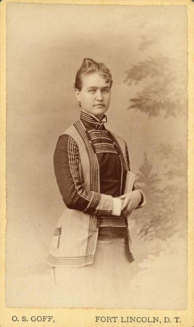 エリザ・シドモアの貴重な肖像写真