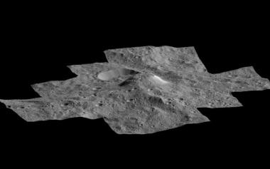 【ニュース】準惑星ケレスで見つかった「氷の火山」、謎を解明