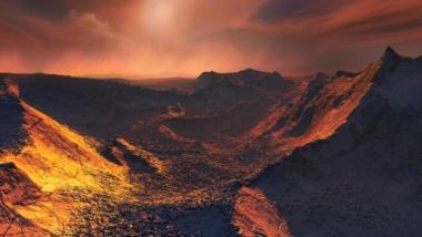 【ニュース】6光年先の恒星に、地球型の氷の惑星が見つかる