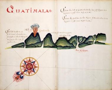 【ニュース】17世紀の残虐な海賊を無罪放免にした1冊の地図