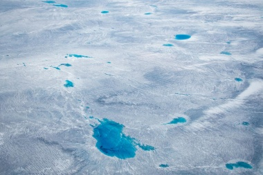 【ニュース】氷の消失ペースが10年で4倍に、グリーンランド