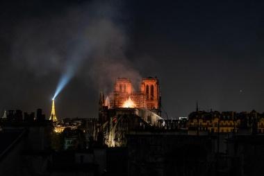 【ニュース】ノートルダム大聖堂、失われたものと残ったもの