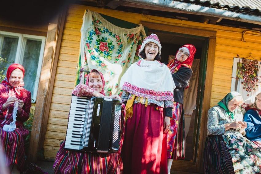 【ギャラリー】バルト海の離島で奇跡的に生き残った伝統文化、写真21点