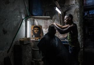 ハバナの理髪師