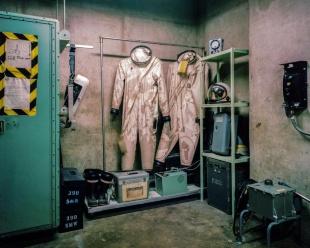使われなくなった核ミサイル発射基地、博物館に 写真16点
