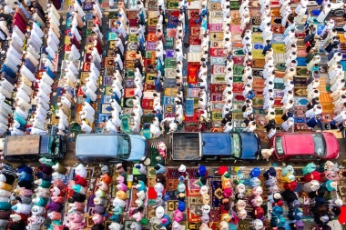 【Photo Stories】名作映画の舞台 新旧入り交じるモロッコ・カサブランカの日常 23点