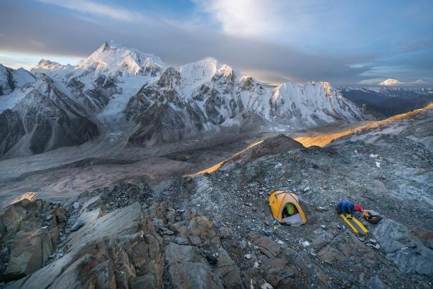 ヒマラヤの登山
