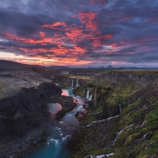 アイスランドの秘境