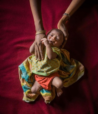 ロヒンギャ難民 国籍がないまま生まれてくる子どもたち 写真14点