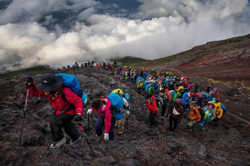 【ギャラリー】外国人写真家が見た「富士登山」 写真27点(画像クリックでギャラリーページへ)