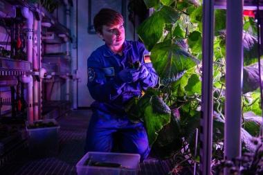【Photo Stories】宇宙で野菜を育てられるか、南極で実験中 写真20点