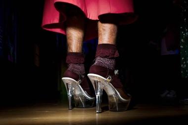 【Photo Stories】男女の装いに変化をもたらす 米で開催の異性装展 写真21点