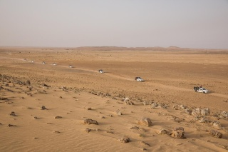 リビアに抜けるニジェールの道なき道 サハラ砂漠の危険な旅路を体験