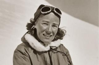 初登頂を連発した女性登山家、その魅力的な人物像 写真10点